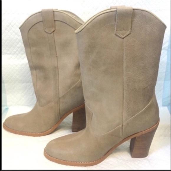 05a0c3c958a3 Jeffery Campbell Flanel short boot cream 8